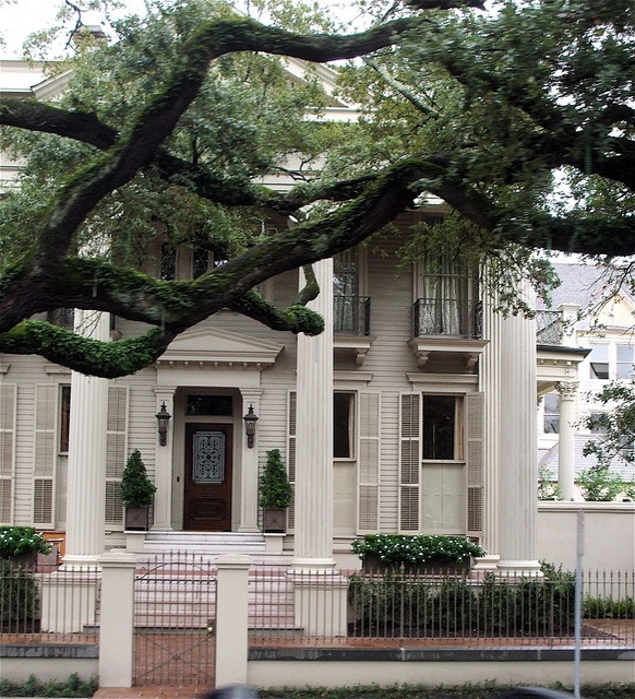 Belfort mansion new orleans la beautiful homes pinterest for Mansions in new orleans