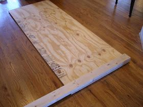demingdesignstudio: DIY Headboard