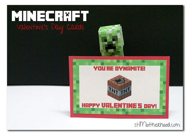 minecraft valentines amazon