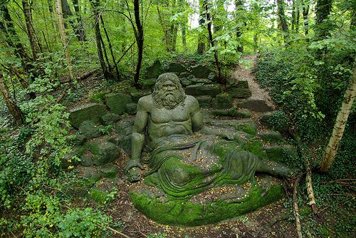 Green Man God Of The Forest Heaven On Earth Pinterest
