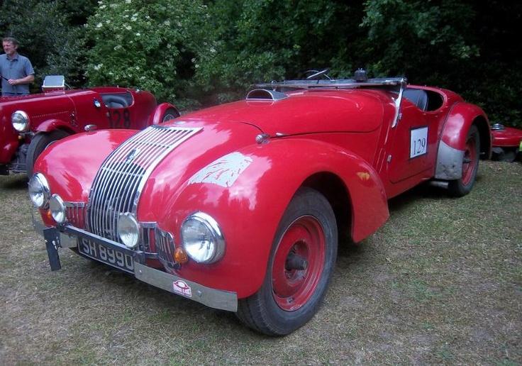 1949 Allard K1 Sport | ~ 1940's Vintage Cars ~ | Pinterest