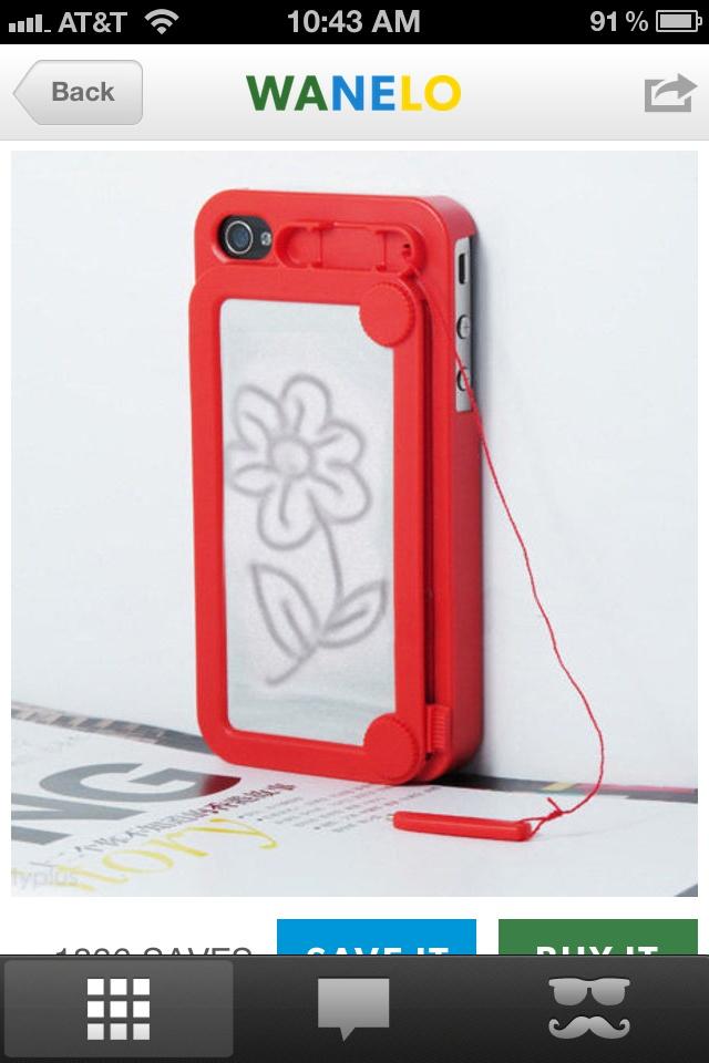 Etch-a-sketch phone case!!!!! : Bucket List! : Pinterest