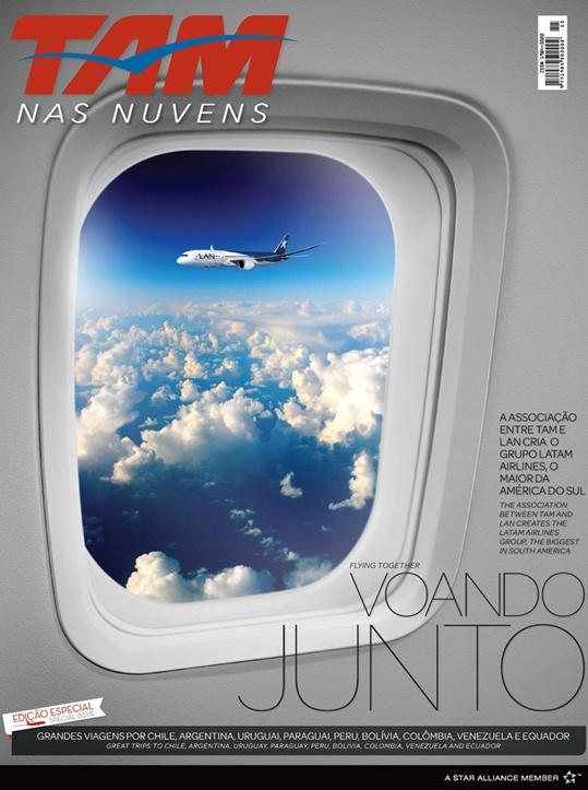 TAM Nas Nuvens feat. Lan
