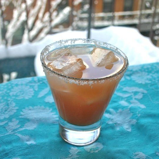 How To Make A Salty Dog With Vodka