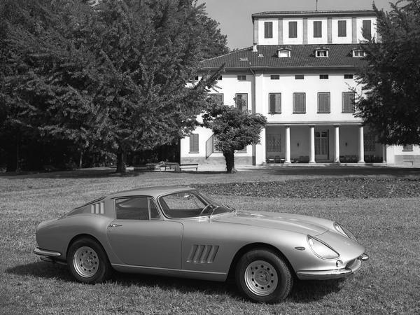Steve McQueen's Ferrari 275 GTB4 restored