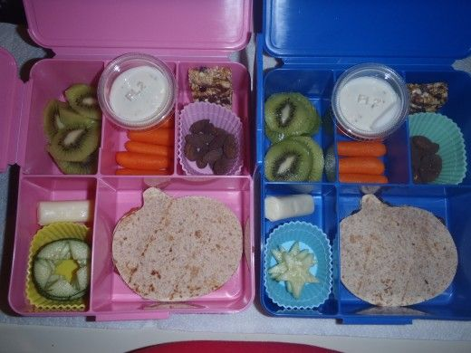 kids lunch box ideas bento style. Black Bedroom Furniture Sets. Home Design Ideas