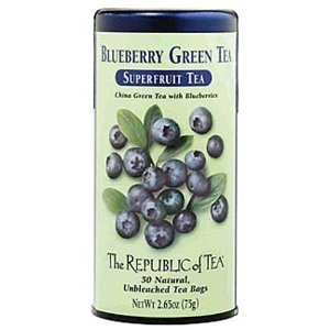 Blueberry Green Tea...my favorite new tea! Hot with some equal and a ...