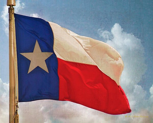 lone star flags