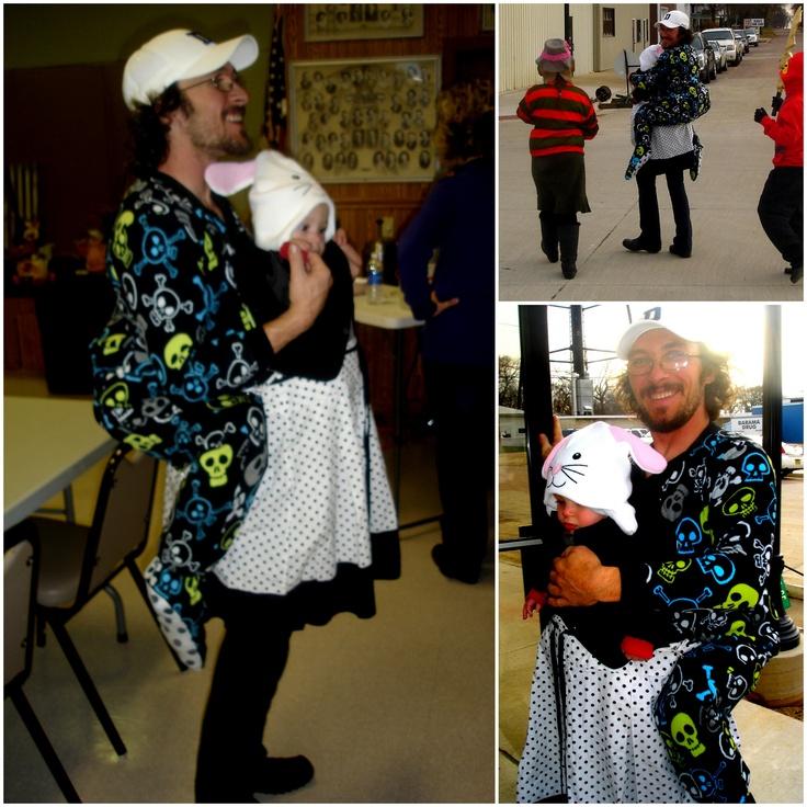 Daddy Baby Diy Halloween Costume