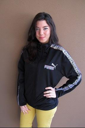 Ünlü blogger zuhal okçu tasarımı puma t7 ceket