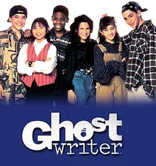 oh yes- ghost writer