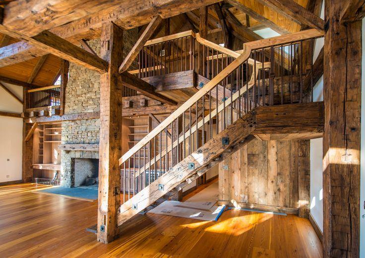 When Do We Move In Scotch Ridge Barn Home Heritage Restorations