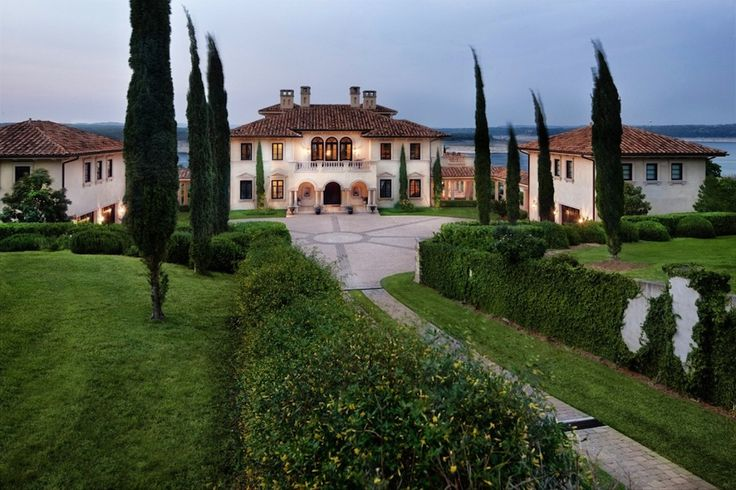Grand italian palazzo style mansion i dream home pinterest Italian style house