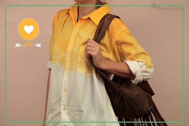 Como decorar una camisa a la moda