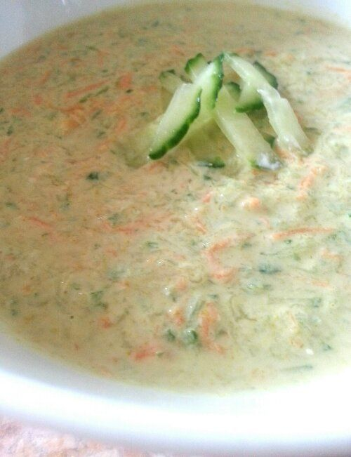 Carrot Cucumber Raita Recipes — Dishmaps