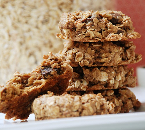 Oatmeal Cranberry Dark Chocolate Cookies | Cookies | Pinterest
