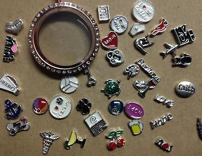 floating charm fits origami owl lockets you chose which one