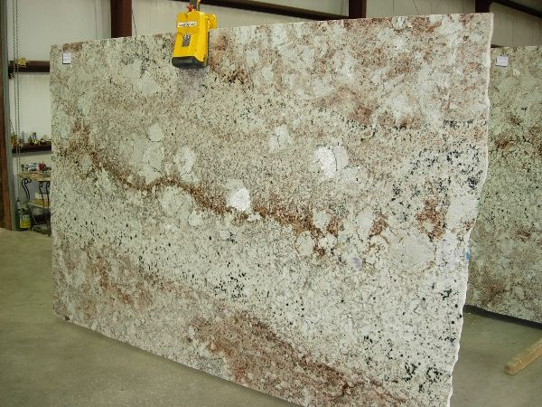White Springs Granite Slab Stoned Pinterest
