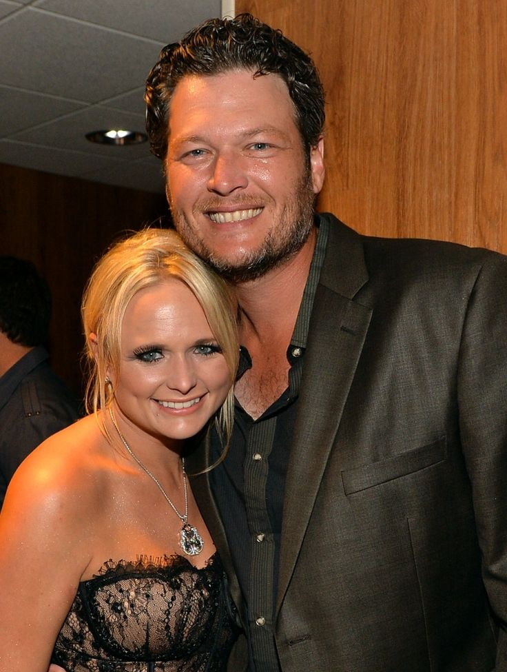 And the cutest couple award goes to %u2026 Miranda Lambert and Blake Shelton spotted backstage at the�7th Annual ACM Honors on Sept. 10 in Nashville, Tenn.
