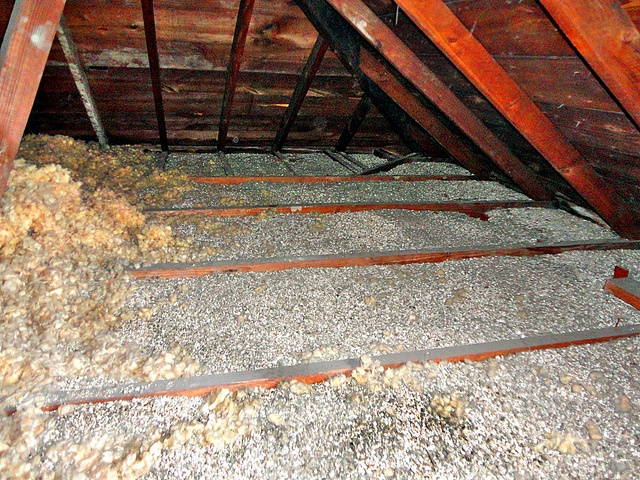 & What Does Asbestos Look Like In An Attic