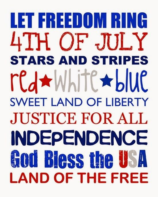 brainy quotes 4th of july