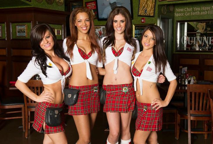 Tilted Kilt Girls! | Tilted Kilt Girls | Pinterest