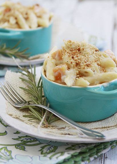 Baked Mac n Cheese with Gruyere and Butternut Squash from Good Life ...