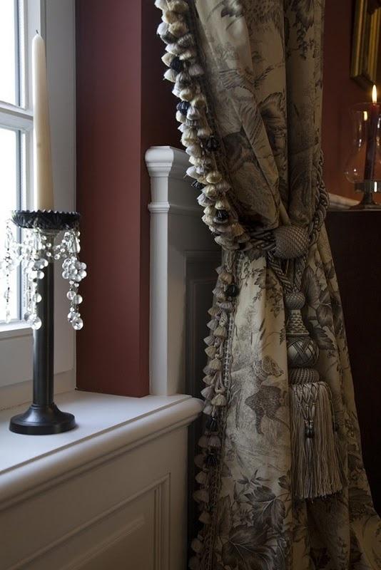 Curtain Trim Decor Window Treatments Pinterest