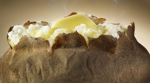 Baked potato | Yummy | Pinterest