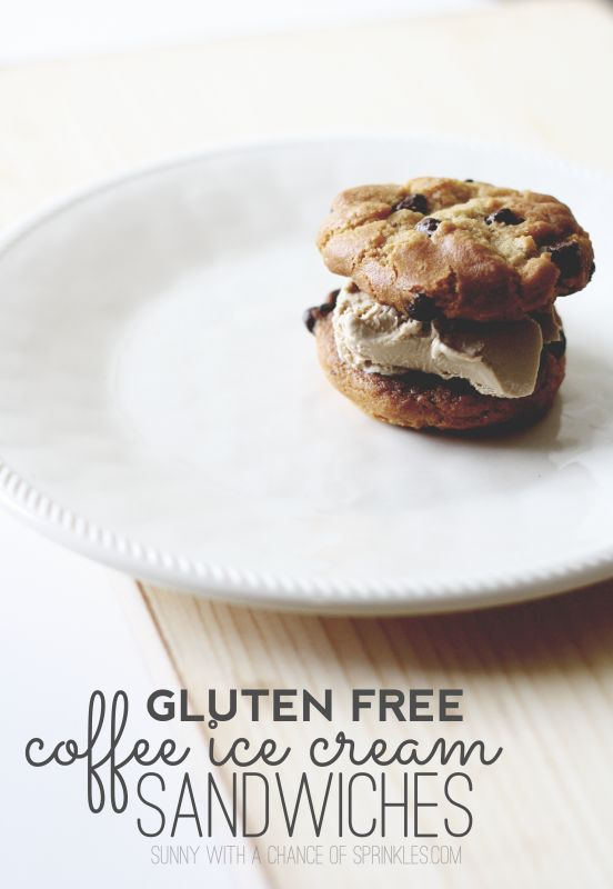 ... of Sprinkles: Gluten Free Coffee Ice Cream Sandwiches @Chelsea Thom