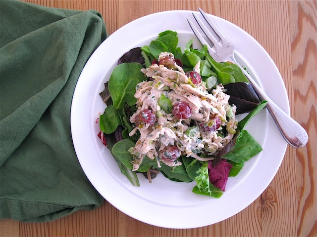 Tarragon Chicken Salad | Recipes | Pinterest
