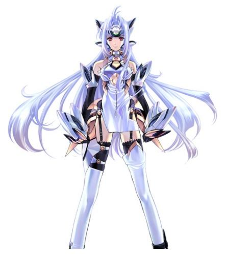 Xenosaga Character Design : Kos mos xenosaga character design female pinterest