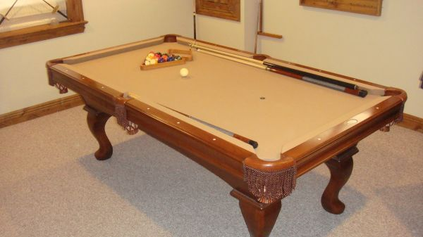 Used Olhausen Pool Tables For Sale Olhausen Eclipse Pool Table for sale | Used Pool Tables for Sale | Pi ...