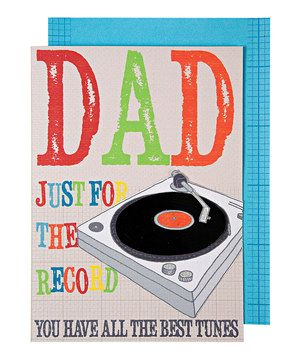 father's day recordable book