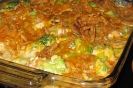 Creamy Chicken and Rice Casserole | Recipe