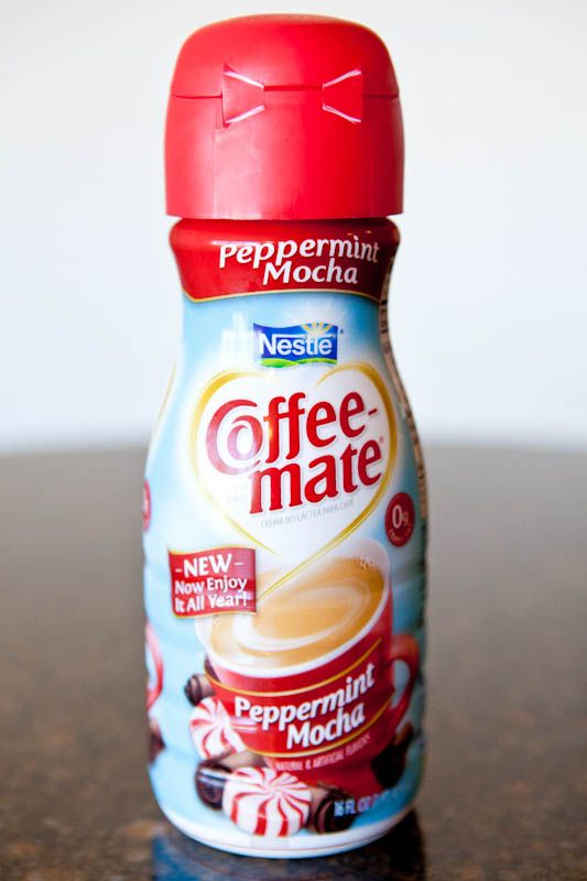 peppermint mocha creamer . . . for the holidays | favorite ...