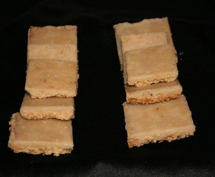 Last Minute Christmas Sweets: Anise Shortbread with Fresh Ginger ...