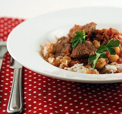 Pork and Hominey stew | GrandMom Wants | Pinterest