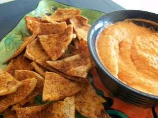 Roasted garlic and red pepper hummus   Recipes   Pinterest