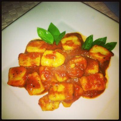 easy paleo sweet potato gnocchi | Food! | Pinterest