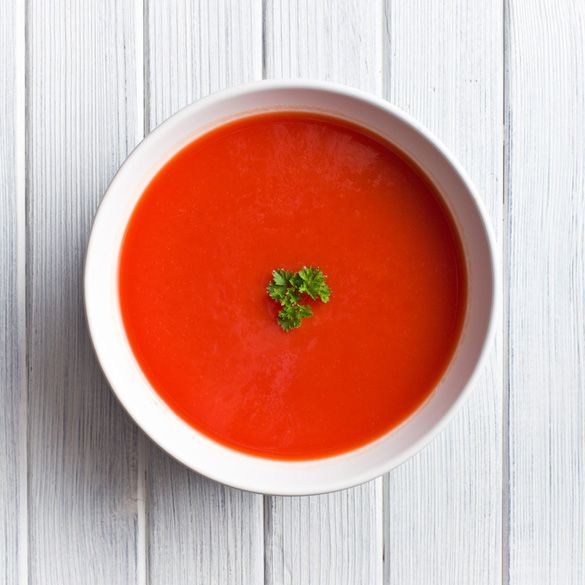 tomato soup cre a m of tomato soup easy tomato and basil soup healthy ...