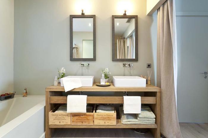Cuartos De Baño En Microcemento:Baño de microcemento