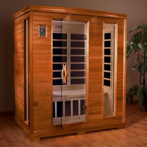 Dynamic Modena 3-person FAR Infrared Sauna