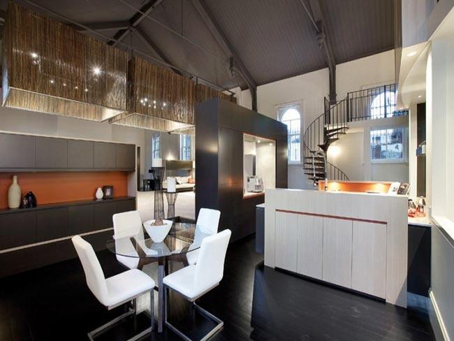 Id e s paration cuisine salle manger home cuisine - Separation cuisine salle a manger ...