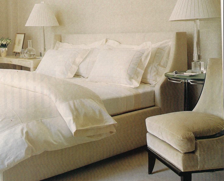 Cream And White Bedroom Bedrooms Pinterest