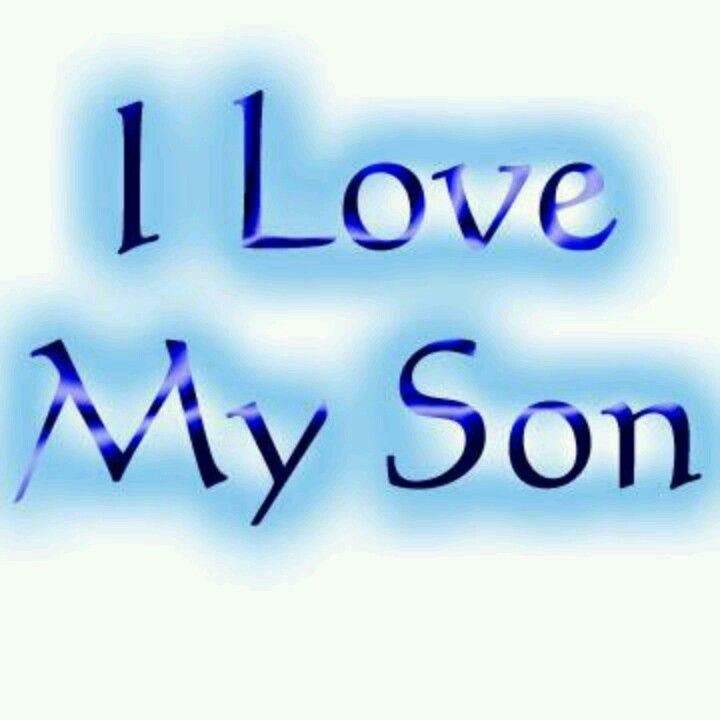 i love my son images - photo #8