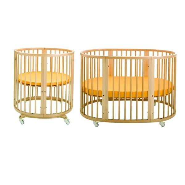 Stokke sleepi bassinet crib natural cribs pinterest for Stokke baby furniture