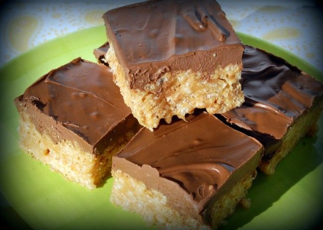 mmmm chocolate butterscotches via Pink Polka Dot Creations