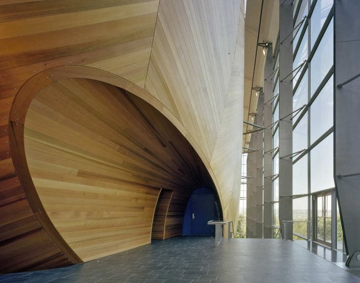 theatre entrance grimshaw Architecture Pinterest