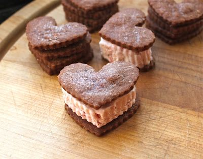 Mocha Shortbread Cookies | Recipes to try | Pinterest